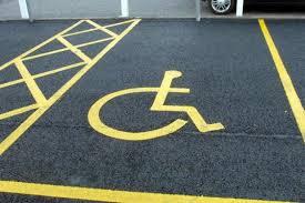 posto auto disabili