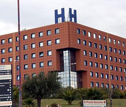 ospedale agrigento