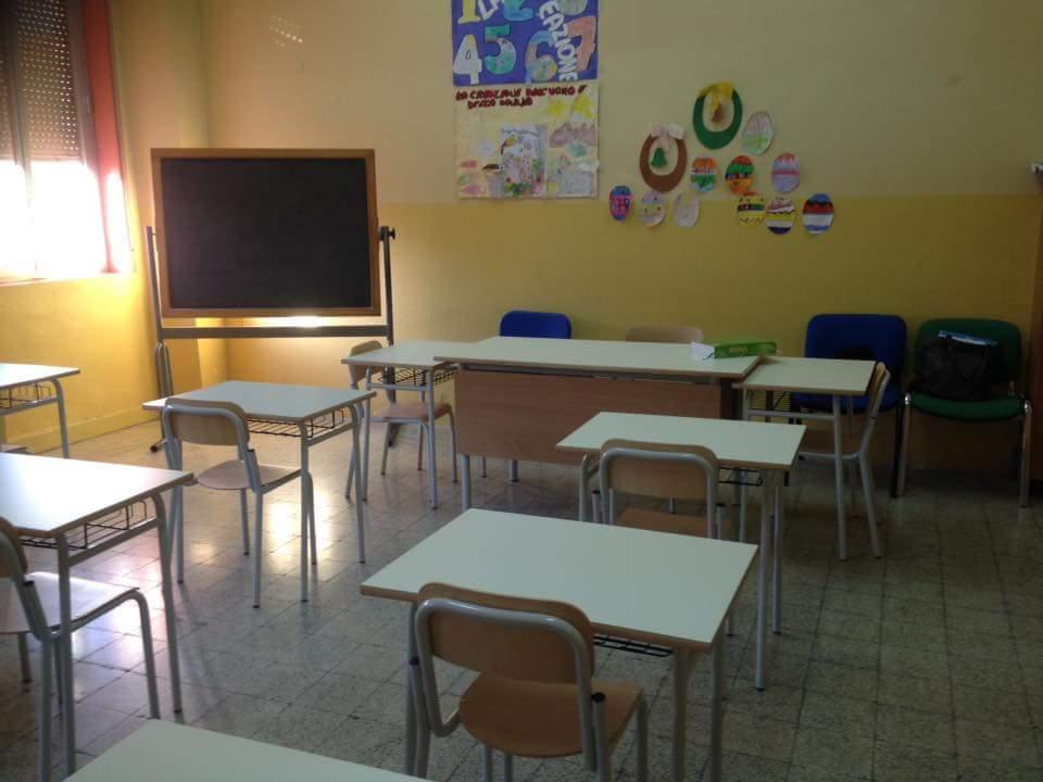 Nuovo arredo alla scuola primaria di lampedusa for Nuovo arredo sansepolcro
