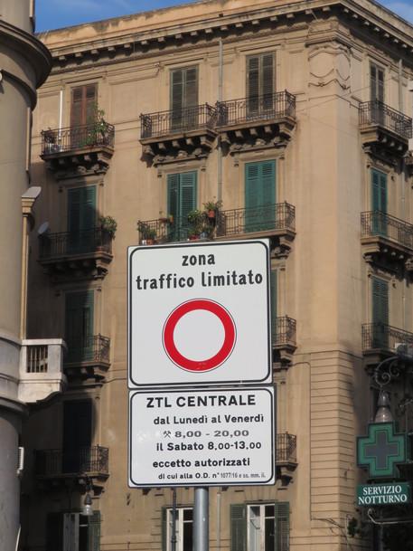 Palermo, Ztl