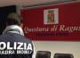 Polizia: sala stampa squadra mobile Questura di Ragusa