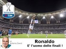 La Juve batte il Milan nella Supercoppa Italiana !