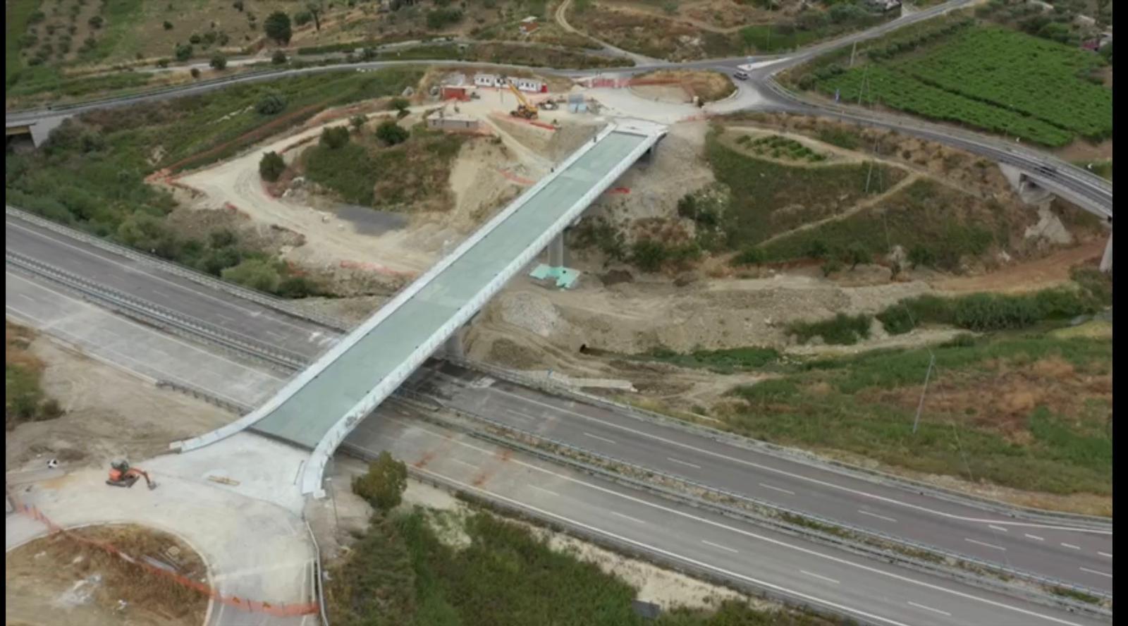 Ponte Petrusa nuova apertura dopo 3 anni e mezzo,Di Rosa (Mani Libere) annuncia ci siamo quasi